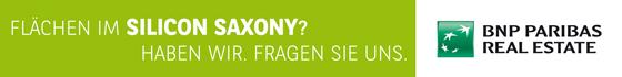 Flächen im Silicon Saxony von BNPRE